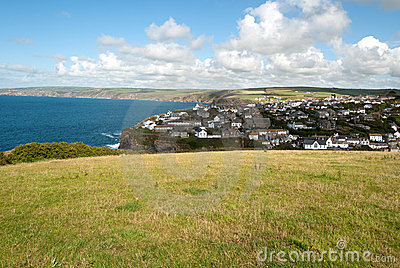 Port Isaac in Cornwall
