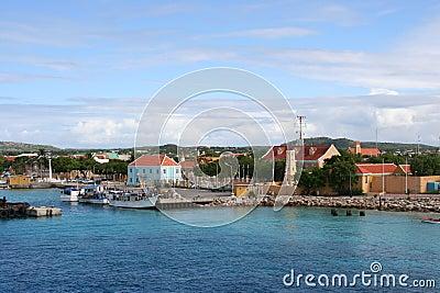 Port of Kralendijk - Dutch Antilles
