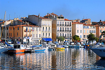Port of la ciotat in france royalty free stock photos image 8214998 - Restaurant port la ciotat ...