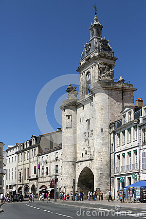 Port of La Rochelle - France Editorial Stock Image