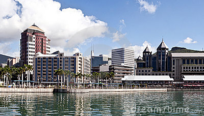 Port Louis Waterfront - Mauritius