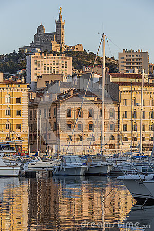 Port of Marseille - French Riviera