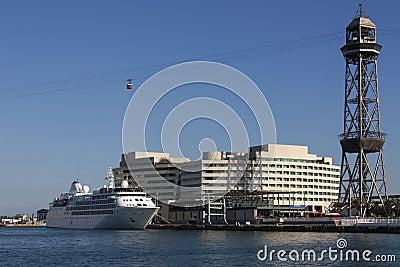 Port Olimpic - Barcelona - Spain