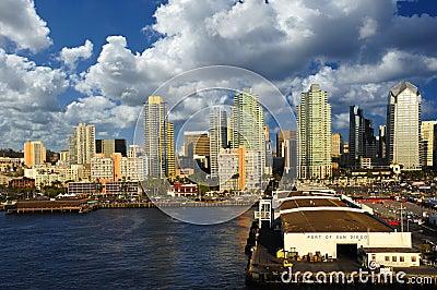 Port of San Diego, California