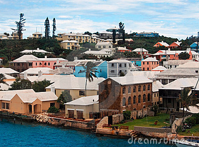 Port of St. Georges Bermuda