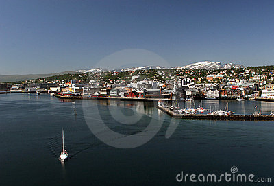 Port of Tromso