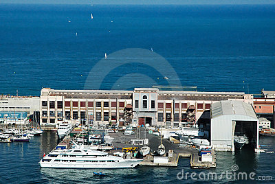 Port Veil - Barcelona