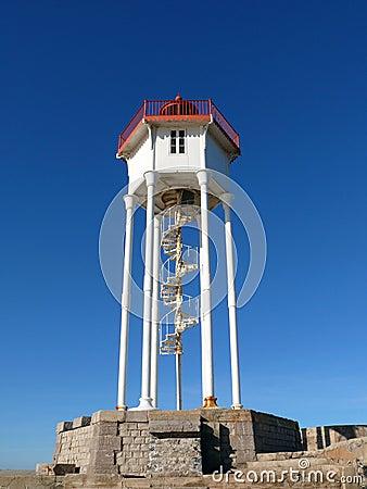 Port-Vendres lighthouse