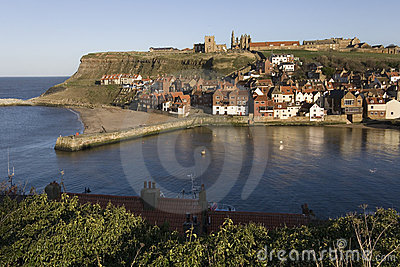 Port of Whitby - Yorkshire - England
