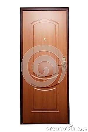 A Porta Chiusa Fotografia Stock Immagine 19736192