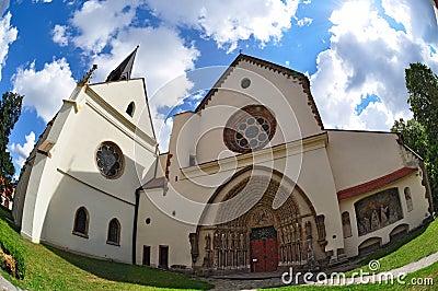 Porta Coeli cathedral