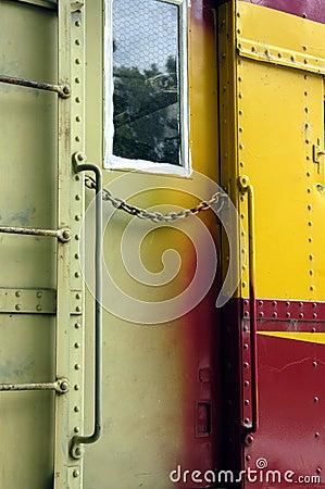 Porta do trem