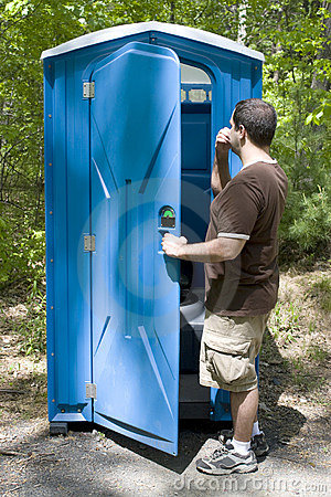 Free Porta Potty Stock Photos - 5357653