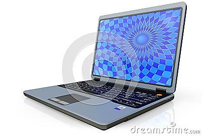 Portable computer laptop