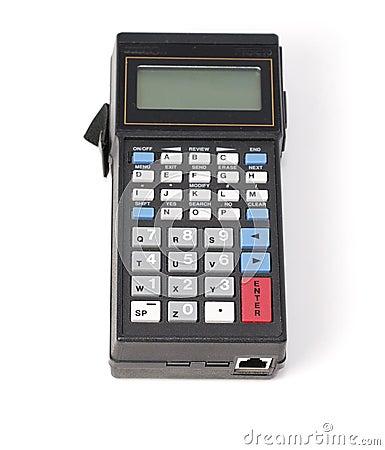 Portable data collector