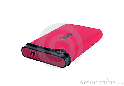 Portable external HDD hard disk drive
