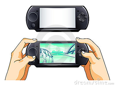 Portable gamepad