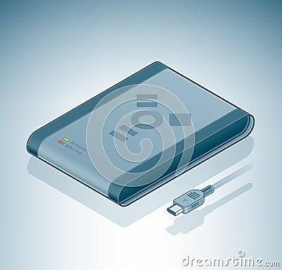 Portable Hard Disk Drive (Firewire)