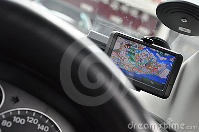 Portable In-vehicle GPS Navigation System (Ver1/2)