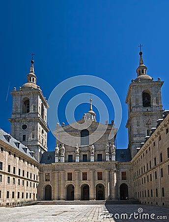 Portal of Escorial