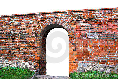 Portal gate in gate