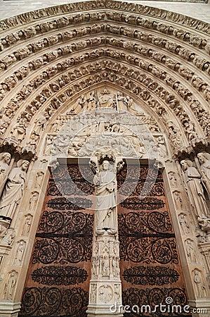 The Portal of the Last Judgement