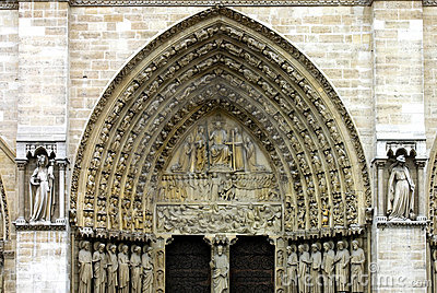 The Portal of the Last Judgement