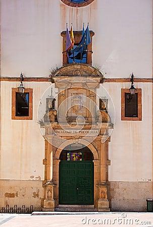 Portal of psychology school