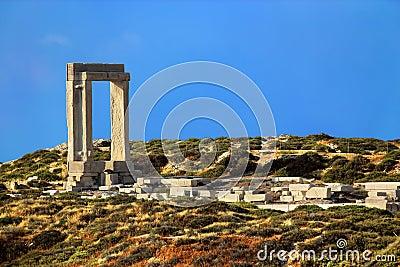 Portara, Naxos Island