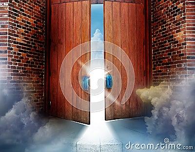 Portas dos céus
