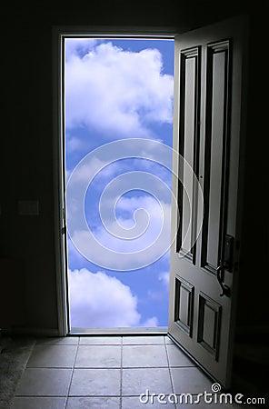 Le Ciel : un lieu beaucoup plus exaltant que vous pouvez l'imaginer Porte-au-ciel-thumb124629