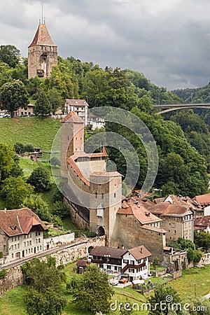 Porte de Berne