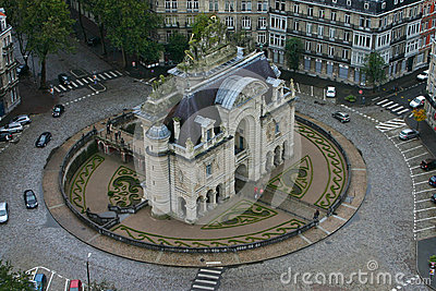 Porte de Paris - Lille - Horizontal