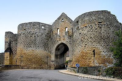Porte des Tours, Domme, France