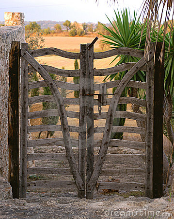 Porte espagnole