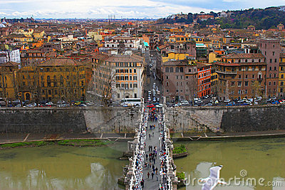 Porte Sant Angelo or Bridge of