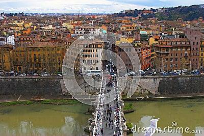 Porte Sant Angelo or Bridge of