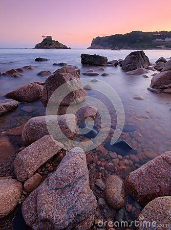 Portelet Bay - Jersey C.I