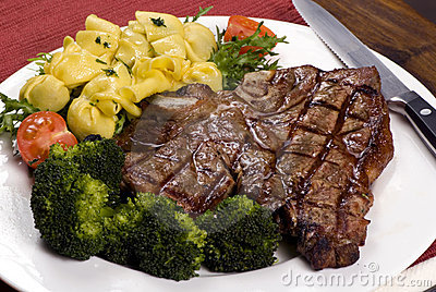 Porterhouse Steak 002