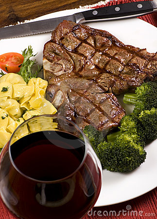 Porterhouse Steak 003