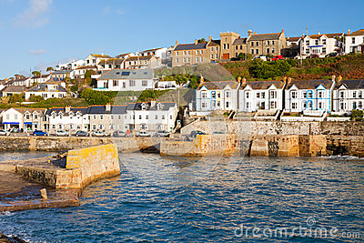 Porthleven Cornwall England