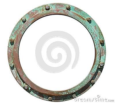 Free Porthole Royalty Free Stock Image - 12226206