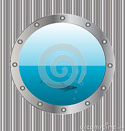 Free Porthole Royalty Free Stock Photos - 17229748