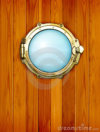 Free Porthole Royalty Free Stock Photo - 21741725