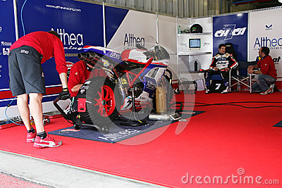 Superbikes 2010 Editorial Photo