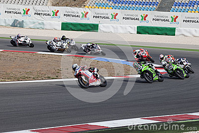 Superbikes 2011 Editorial Photo