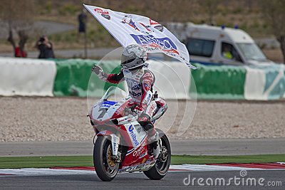 Superbikes 2011 Editorial Stock Image