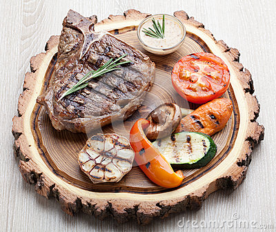 how to cook t bone steak on bbq