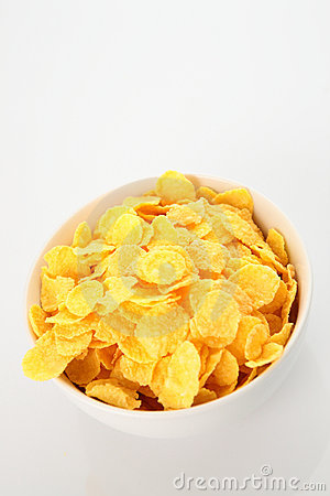 A Portion of Cornflakes