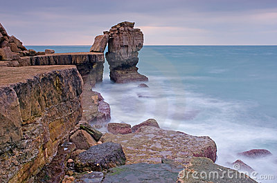 Portland Bill, Pulpit Rock